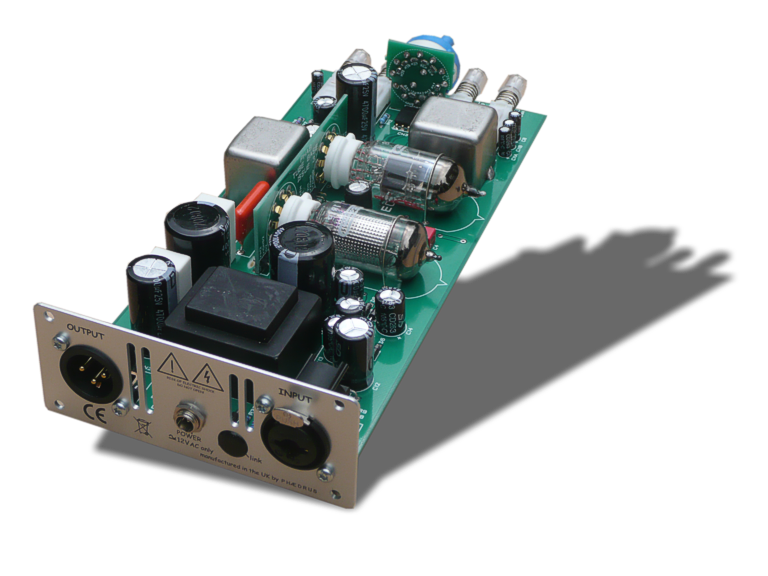 PHAB - the microphone preamp' of the FABs